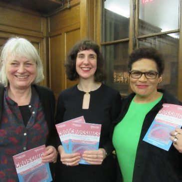 Crossings: Newcastle Poetry Festival is launched!